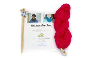 Knit Your Own Cowl Kit