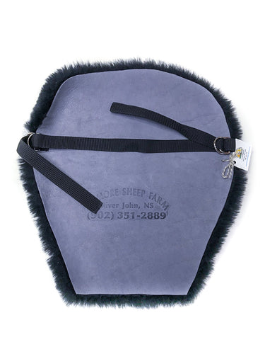 Sheepskin Motorcycle Seat Cover