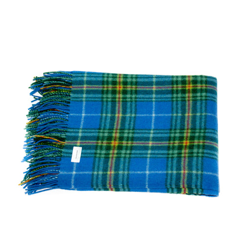 Nova Scotia Tartan Throw