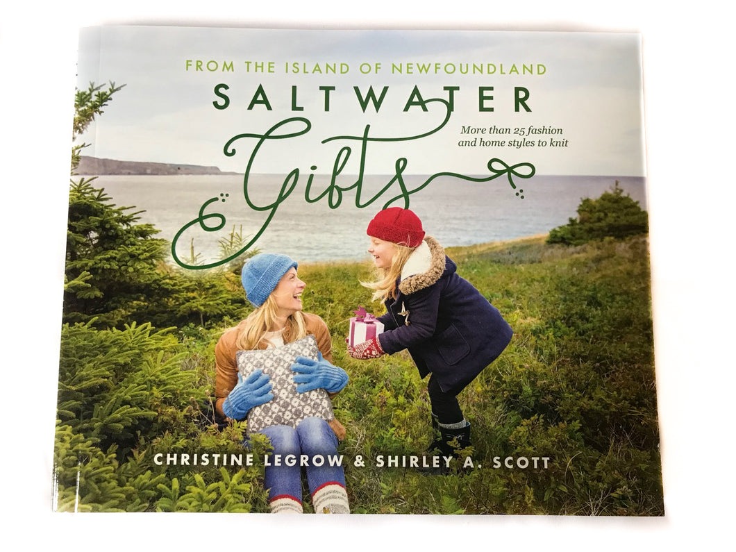 Saltwater Gifts, From the Island of Newfoundland