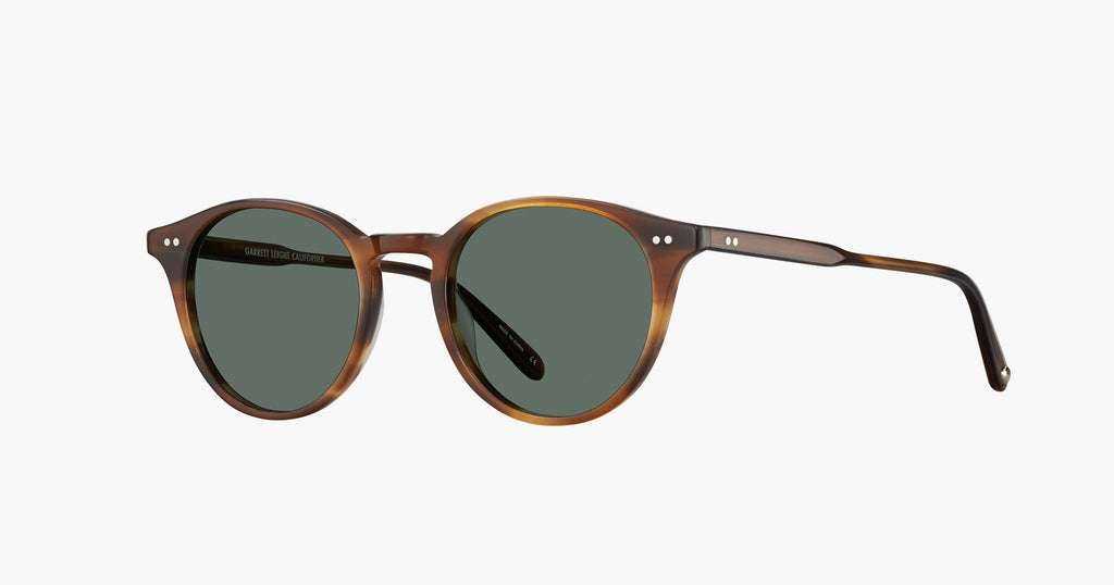 Garrett Leight, GLCO, Sunglasses, shades, fashion, eyewear, eyeglasses, independent, designer, designed in venice beach, California