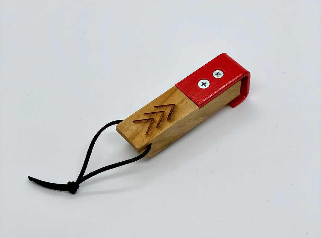 Wooden Bottle Opener - Arrow