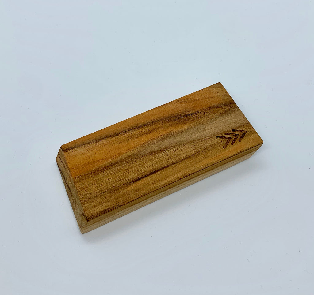 Flat Wooden Bottle Opener - Arrows
