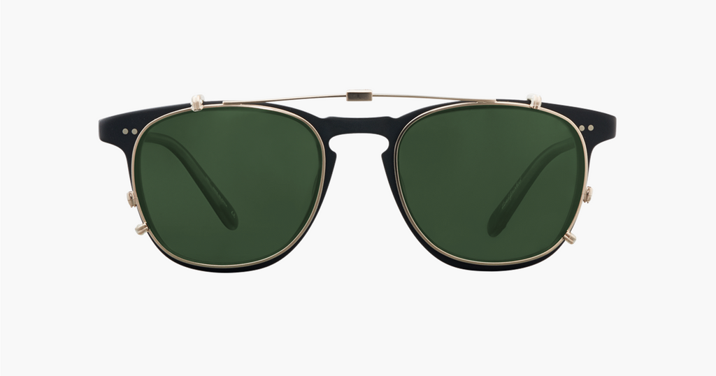 Garrett Leight, GLCO, Sunglasses, shades, fashion, eyewear, eyeglasses, independent, designer, designed in venice beach, California, la jolla, sun clip