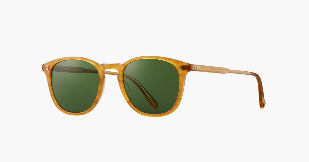 Garrett Leight, GLCO, Sunglasses, shades, fashion, eyewear, eyeglasses, independent, designer, designed in venice beach, California, la jolla