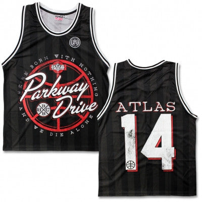 PWD '14 Basketball Jersey
