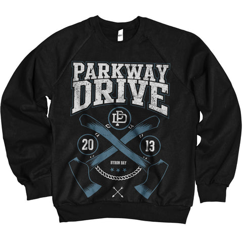 Axe Black Crew-neck Sweatshirt