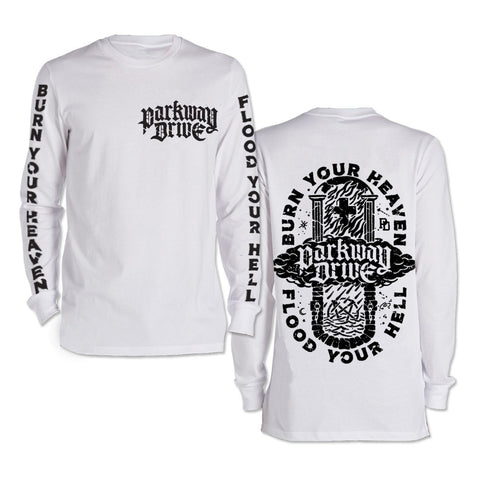 Burn Your Heaven Longsleeve