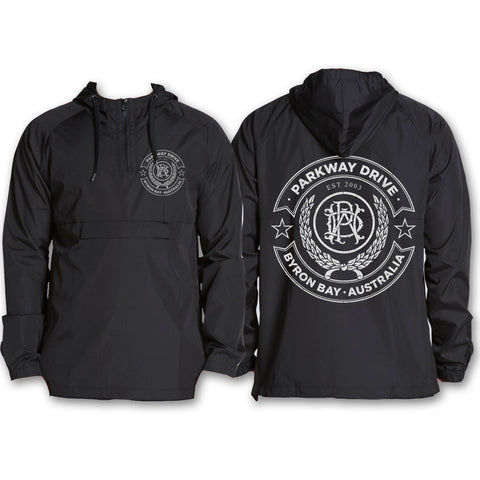 Crest Windbreaker Jacket
