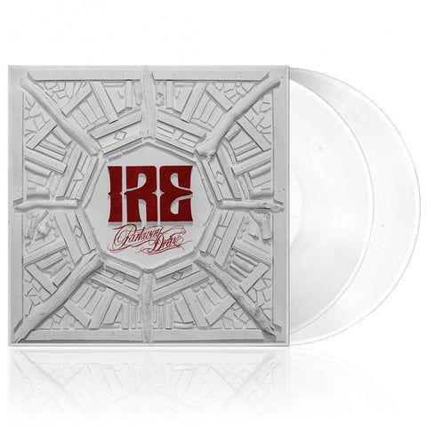 Ire Clear Vinyl Double LP