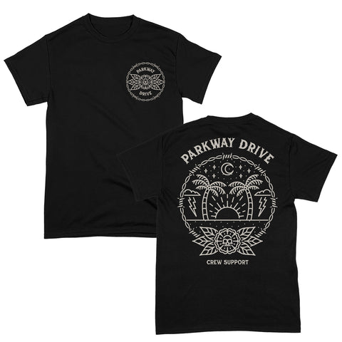 Crew Support T-Shirt (PRE-ORDER)