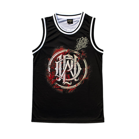 Reverence Monogram Basketball Jersey