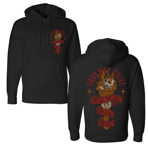 Torch Pullover Hoodie