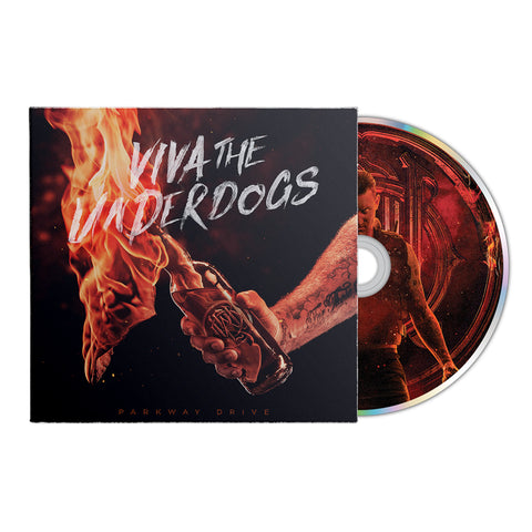 Viva The Underdogs CD (PRE-ORDER)
