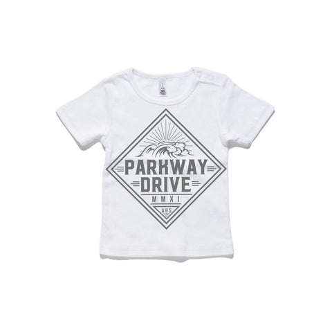 PWD Waves Baby T-shirt
