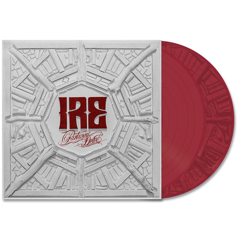 Ire Red Vinyl Double LP