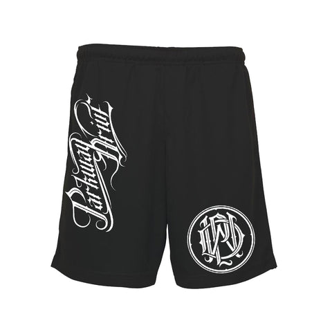 Mesh Shorts, New Monogram