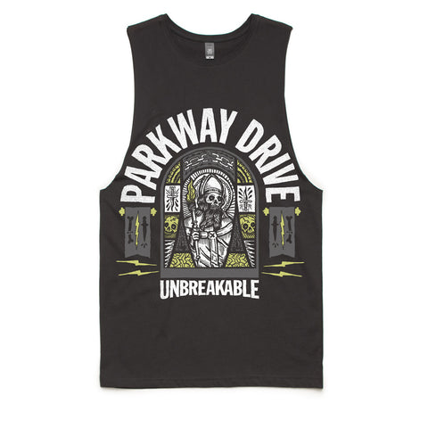 Unbreakable Sleeveless T-shirt