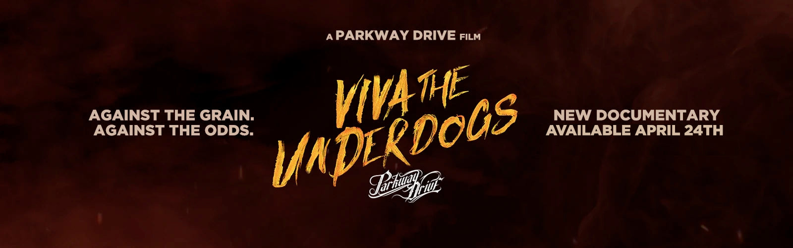 Viva The Underdogs | Documentary Available on April 24th