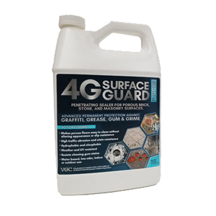 4G Surface Guard: Floors