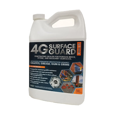 4G Surface Guard: Walls