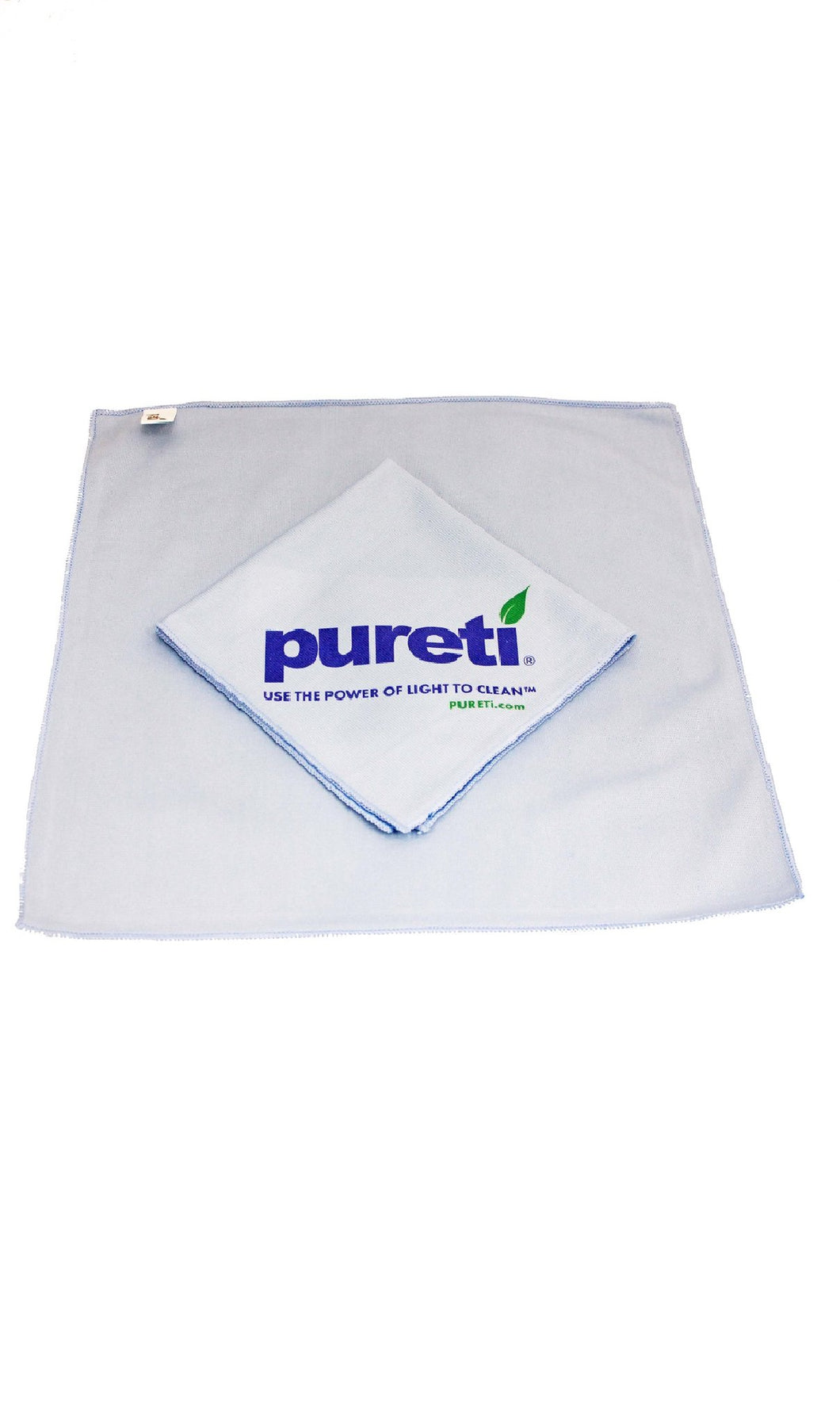 pureti Glass Specific Microfiber Cloths