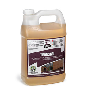 Transgel Graffiti Remover
