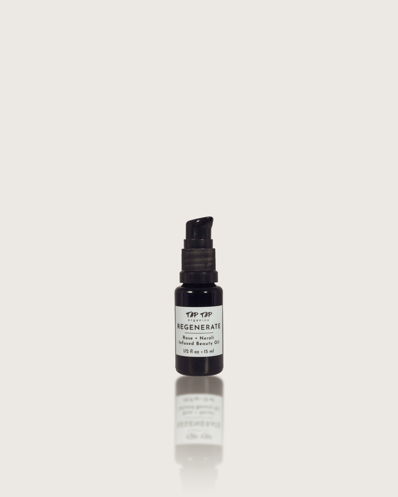 Mini Regenerate Rose & Neroli Beauty Oil