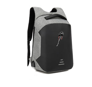 BLACK ROSE HARD SHELL BACKPACK w/ BATTERY SUPPORT