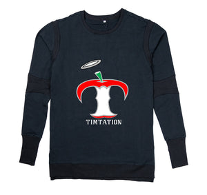TIMTATION APPAREL PREMIUM LONG SLEEVE SHIRT - MEN'S SLIM FIT