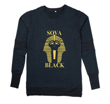 Load image into Gallery viewer, SOVA BLACK APPAREL PREMIUM LONG SLEEVE SHIRT - MEN'S SLIM FIT