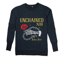 Load image into Gallery viewer, UNCHAINED APPAREL PREMIUM LONG SLEEVE SHIRT - MEN'S SLIM FIT