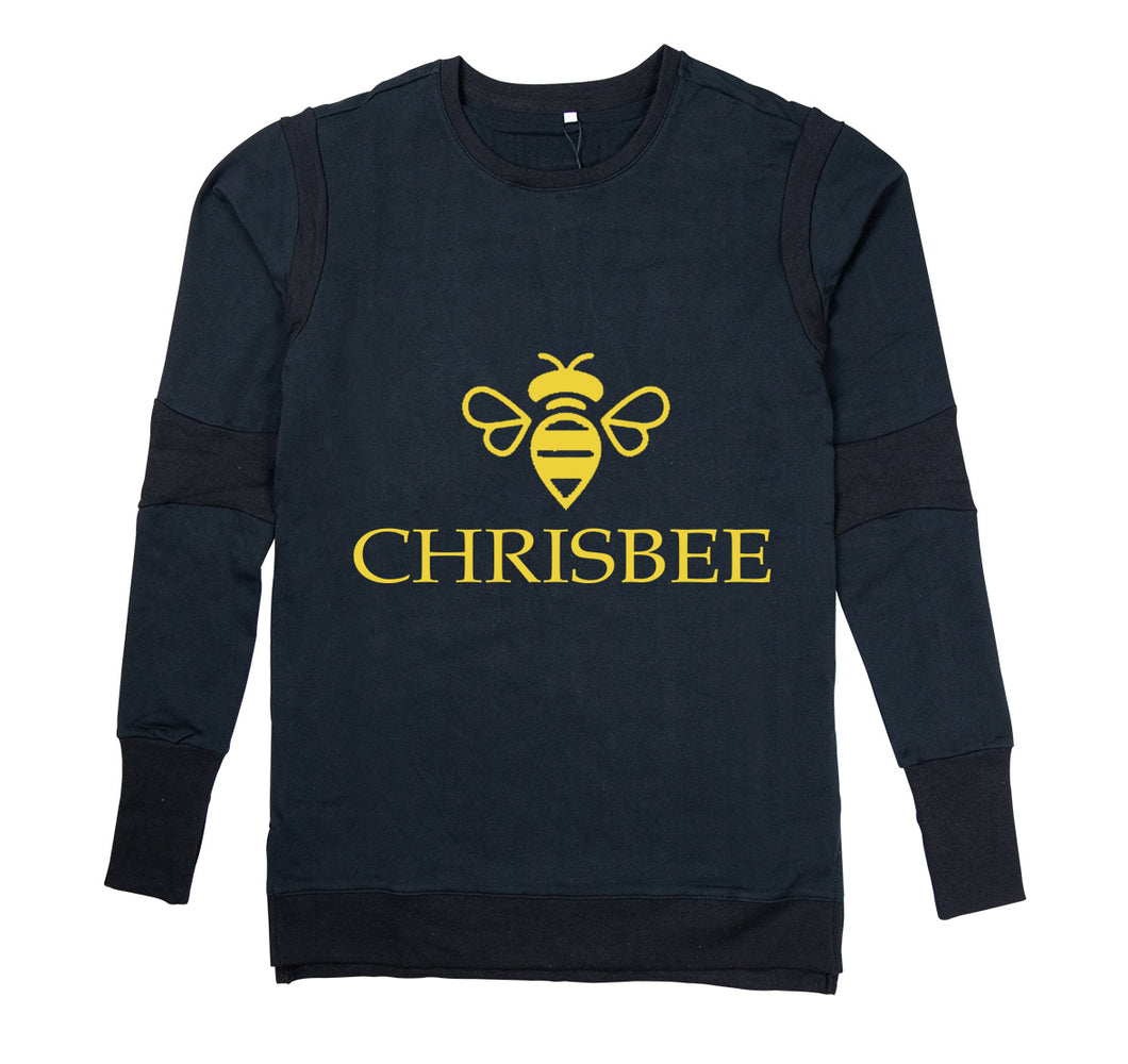 CHRISBEE APPAREL PREMIUM LONG SLEEVE SHIRT - MEN'S SLIM FIT