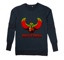 Load image into Gallery viewer, SHUU STREAM APPAREL PREMIUM LONG SLEEVE SHIRT - MEN'S SLIM FIT
