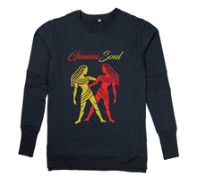Load image into Gallery viewer, GEMINI SOUL APPAREL PREMIUM LONG SLEEVE SHIRT - MEN'S SLIM FIT