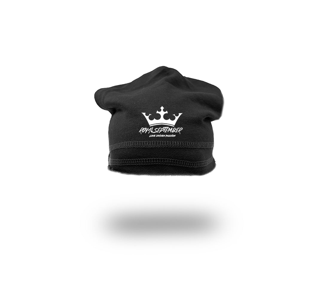 ROYAL SEPTEMBER APPAREL FRENCH TERRY SPORT BEANIE  - UNISEX