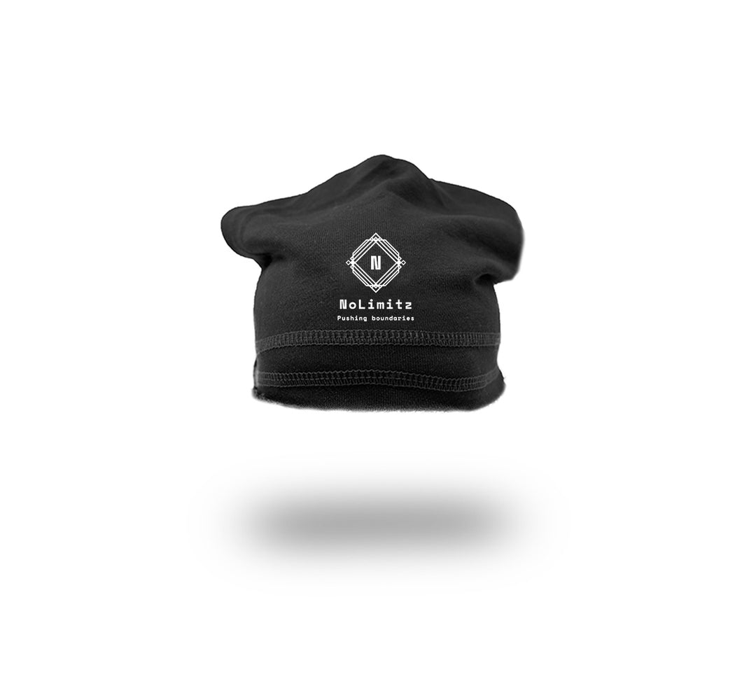 NO LIMITS APPAREL FRENCH TERRY SPORT BEANIE  - UNISEX