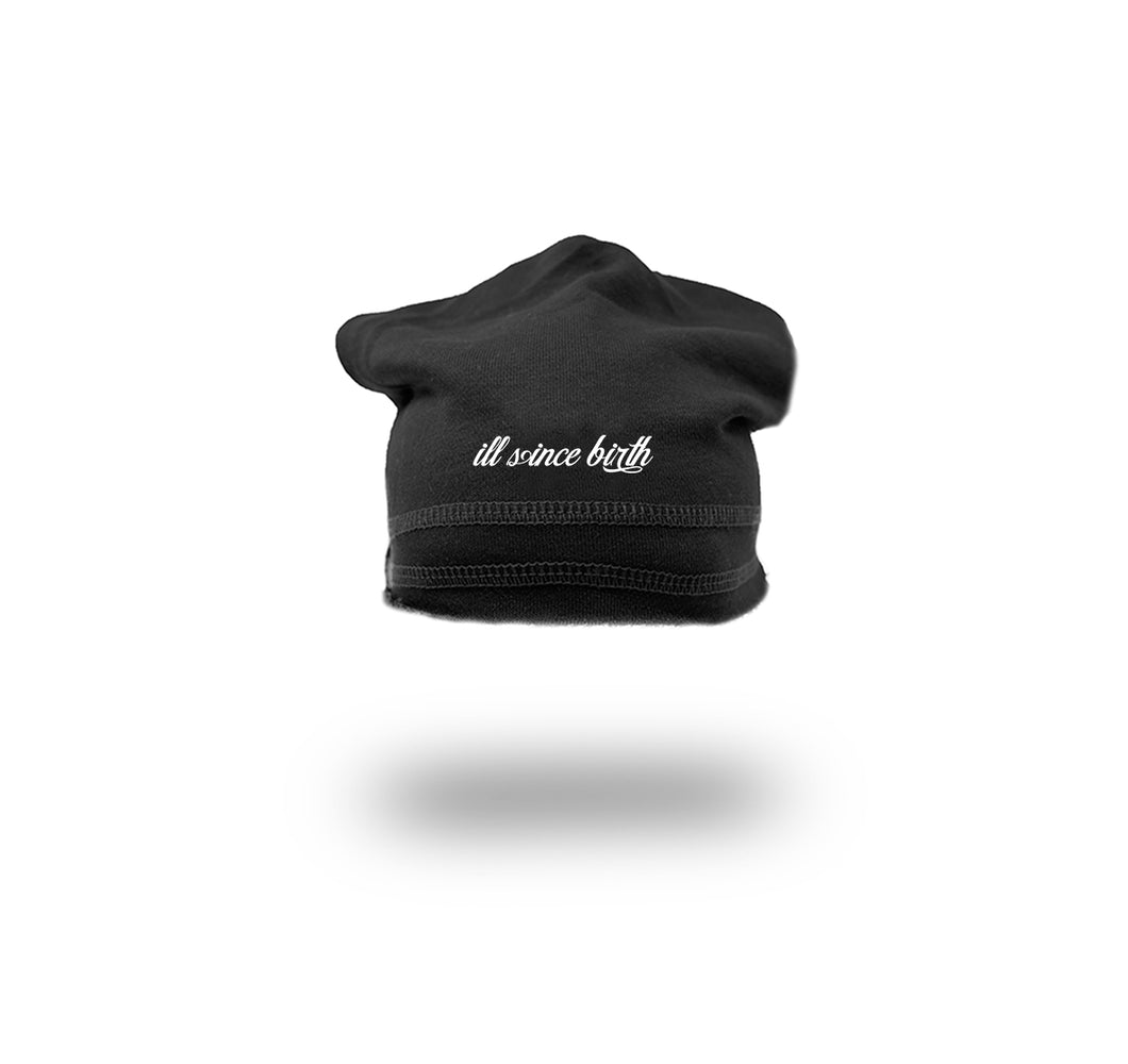 ILL SINCE BIRTH APPAREL FRENCH TERRY SPORT BEANIE  - UNISEX