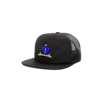Load image into Gallery viewer, ALL GODS CHILDRENS MINISTRY APPAREL 5 PANEL TRUCKER MESH HAT