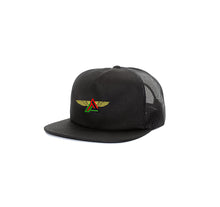 Load image into Gallery viewer, ALL MIGHTY APPAREL 5 PANEL TRUCKER MESH HAT
