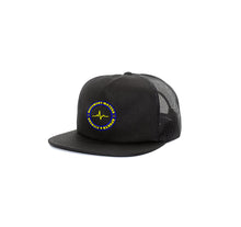 Load image into Gallery viewer, MOVEMENT MATTERS 5 PANEL TRUCKER MESH HAT