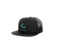 Load image into Gallery viewer, CAUSI APPAREL 5 PANEL TRUCKER MESH HAT