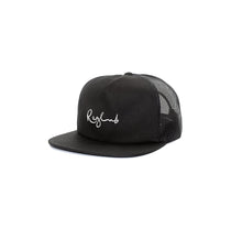 Load image into Gallery viewer, RAGLAND 5 PANEL TRUCKER MESH HAT