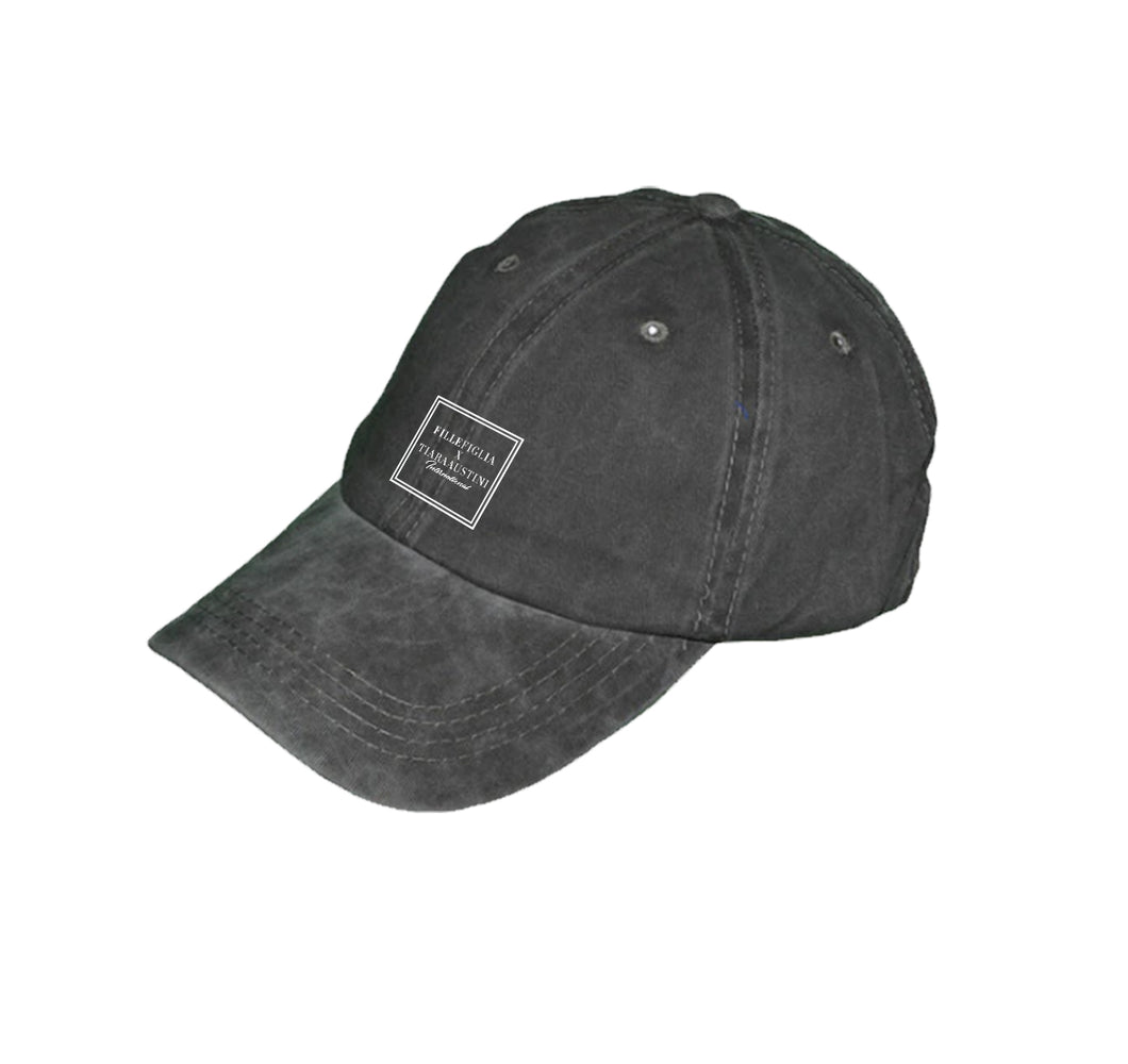 FILLEFIGLIA X TIARAAUSTINI APPAREL DAD HAT - UNISEX