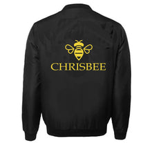 Load image into Gallery viewer, CHRISBEE APPAREL VARSITY PERFORMANCE FLEECE LEATHER SLEEVE