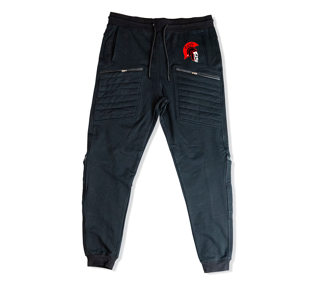 EATG APPAREL PREMIUM 4 ZIPPER POCKET JOGGERS - UNISEX SLIM FIT