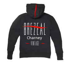Load image into Gallery viewer, BREZEAL CHARNEY APPAREL PREMIUM SIDE ZIPPER HOODY - UNISEX