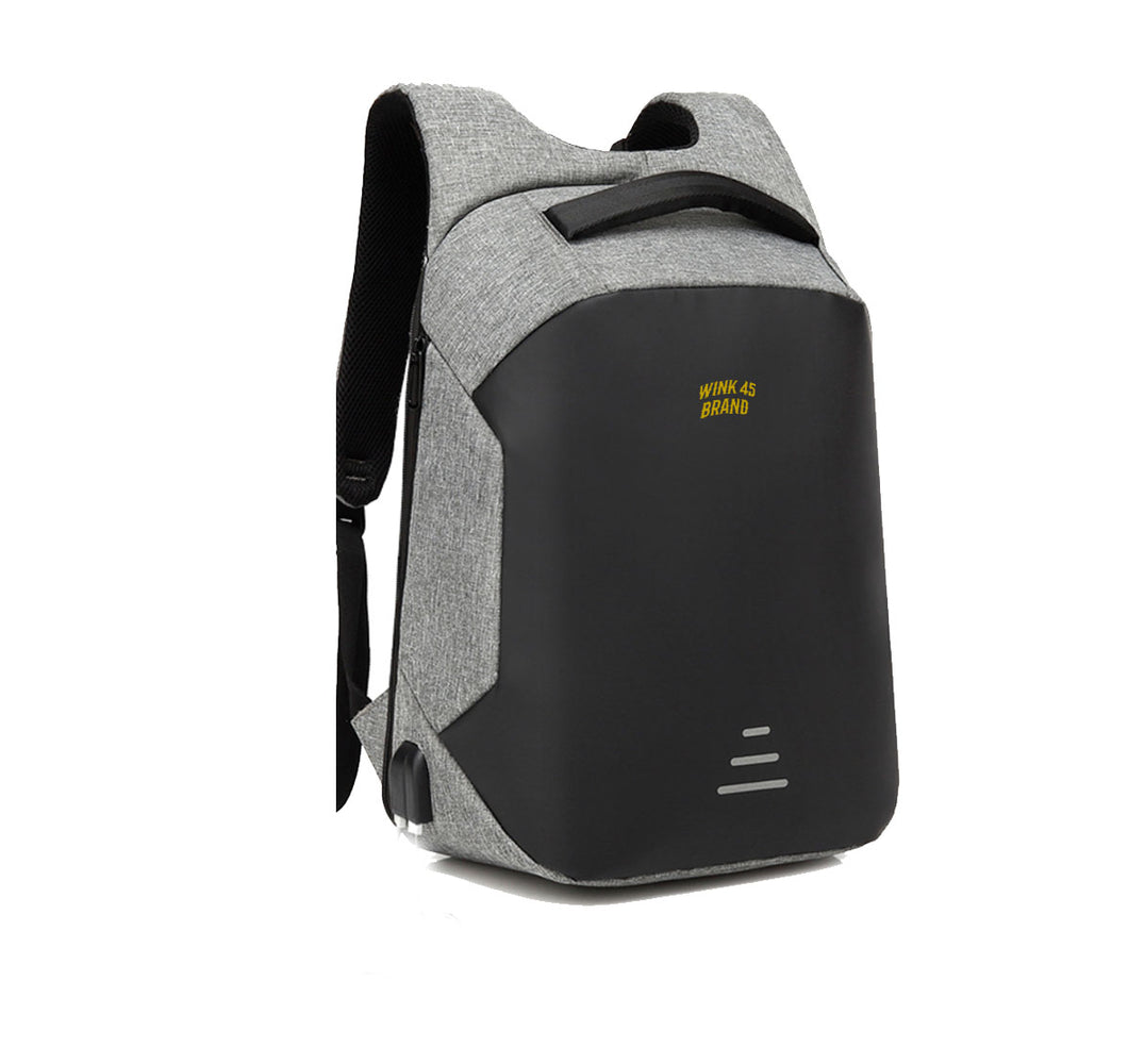 WINK 45 BRAND HARD SHELL BACKPACK w/ BATTERY SUPPORT