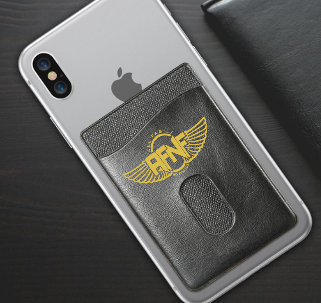 AFNF APPAREL PHONE WALLET CASE 3M STICK ON