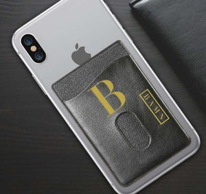 BBAMN PHONE WALLET CASE 3M STICK ON